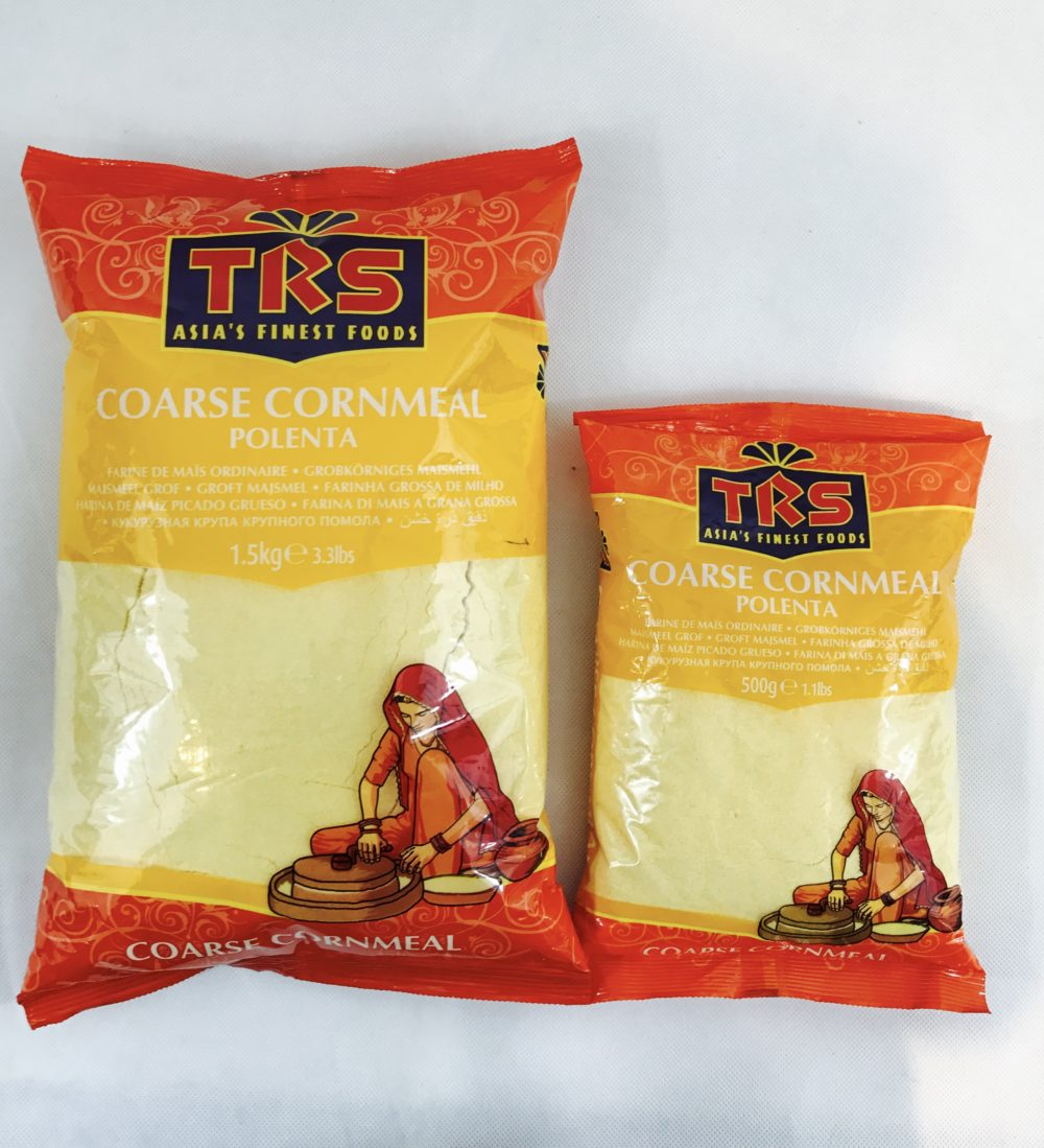 coarse cornmeal polenta 1 5kg 500g sonafood indische asiatische afro lebensmittel. Black Bedroom Furniture Sets. Home Design Ideas